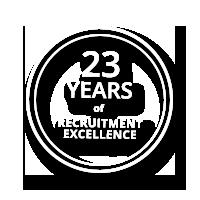 23 years recruiting Surrey