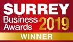 Surrey Business Award Winner 2019