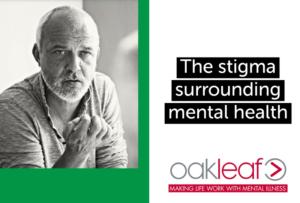 Oakleaf stigma surrounding mental health image
